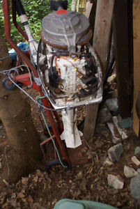 25 HP evinrude outboard for parts St. John's Newfoundland image 2