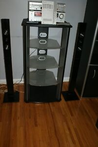 super great kenwood sound system Windsor Region Ontario image 1