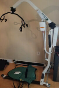 New - Electric Hoyer Lift with Charger & Sling