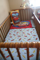 Free Crib - Turns into daybed and toddler bed