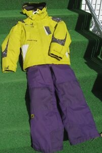 Habit de neige Snowsuit