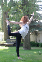 Yoga With Rebecca at Lady of the Lake (Ginger's Dance Studio)