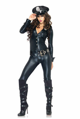 Sexy Police Officer Payne Cop Adult Halloween - Officer Payne Halloween Costume
