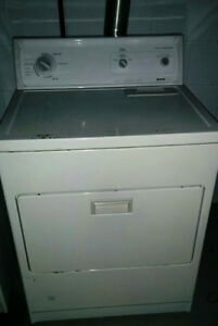 Gas dryer (Kenmore)