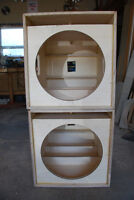 LET ME BUILD THE PA, DJ OR INSTRUMENT SPEAKERS YOU NEED