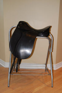 Black Passier PS Baum Dressage Saddle