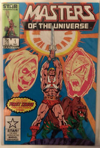 Masters Of The Universe #1 &#2Marvel Comic-$40