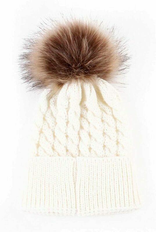 oenbopo baby winter warm knit hat infant