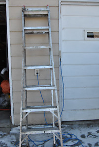 Extension Ladders - one only