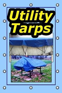 ***  TARP BLUE 40' BY 60' 2.4 oz. ***