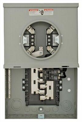 Siemens Mc1020b1100s Load Center Meter Socket 100 Amp