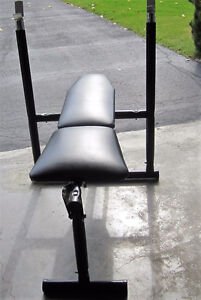 Weight Lifting Bench Prince George British Columbia image 1
