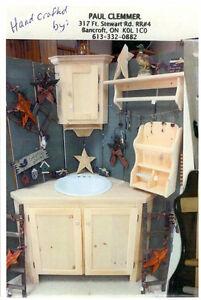 Bathroom Magazine Rack--{custom cabinetry available} Peterborough Peterborough Area image 1