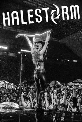 Lzzy Hale- Halestorm Poster Print, 24x36