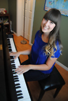 Piano Lessons in the Comfort of Your Own Home!
