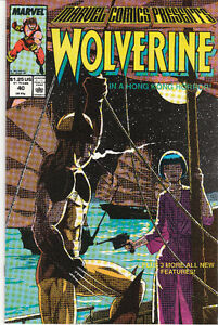 Marvel Comics Presents Wolverine #39,40,41,42 - all 4 for $5 Peterborough Peterborough Area image 2