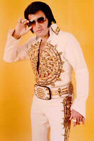 Have you seen Elvis??
