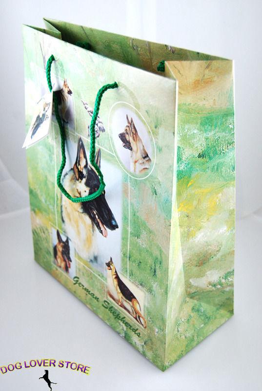 German Shepherd Gift Bag