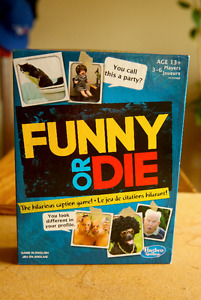 Like New Funny or Die Board Game