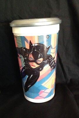 MINT!!  Batman Returns Catwoman McDonald's Cup