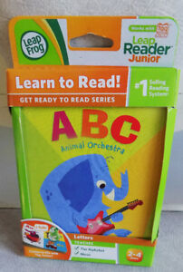 LeapFrog Tag Junior Book : ABC Animal Orchestra - NEW