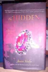 """""""The Hidden"""" By Jessica Verday"""