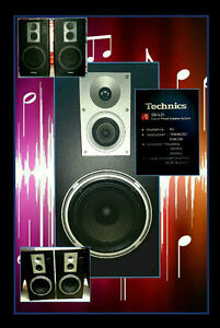 ♢•♢Speakers ~ Technics♢•♢