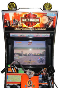 Harley Davidson Arcade