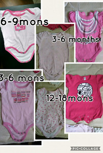 Baby boy and girl clothes!