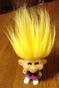 """SNAPY""1993 KIDS CLUB TROLL DOLL COLLECTIBLE BURGER KINGS Gatineau Ottawa / Gatineau Area image 3"