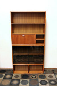 Super Cool Teak Modular Shelving Units SEE VIDEO