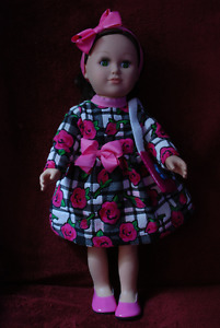 """Homemade dolls clothes, 18"""" dolls, Barbies, all sizes"""