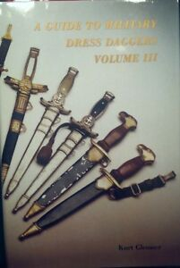 4 volume : A Guide To Military Dress Daggers Volumes I - Iv London Ontario image 2