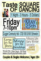 Learn to Dance FRIDAY- May 25