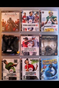 PS3 & Nintendo DS Games