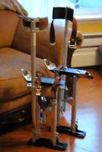 "New Never Used ... Drywall Stilts 18"" - 30"""