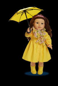 "NEWBERRY 18"" DOLL RAINE BNIB"