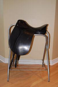Black Passier PS Baum Dressage Saddle for sale