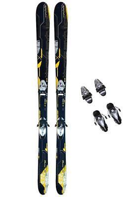 как выглядит 172cm 365 Morph Skis Tyrolia 10 Bindings Mounted Package Combo Deal k2-rski8 фото