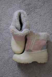 2 pairs of Toddler Sz 8 Winter Boots