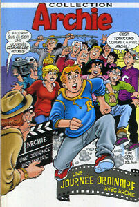 ARCHIE BETTY - FRENCH COMIC BOOKS - HARDCOVER