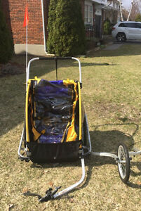 Burley De'Lite Bike Trailer