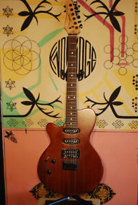 Electric Guitar (Left-Handed)