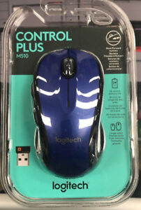 NEUF NEW Souris Logitech M510 mouse Wireless Sans Fil