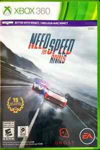 Need For Speed Rivals: XBOX 360