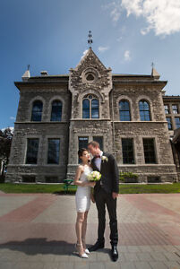 Short Session Wedding Photography + Video for only $439!  <<<<< Kawartha Lakes Peterborough Area image 1