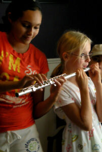 Flute Lessons with Fun + Experienced Teacher