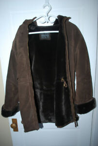 Woman's Suede Jacket