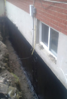 Wet basement? No problem over 20 years experience