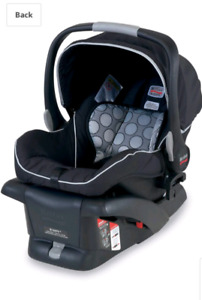 Britax Infant Carseat